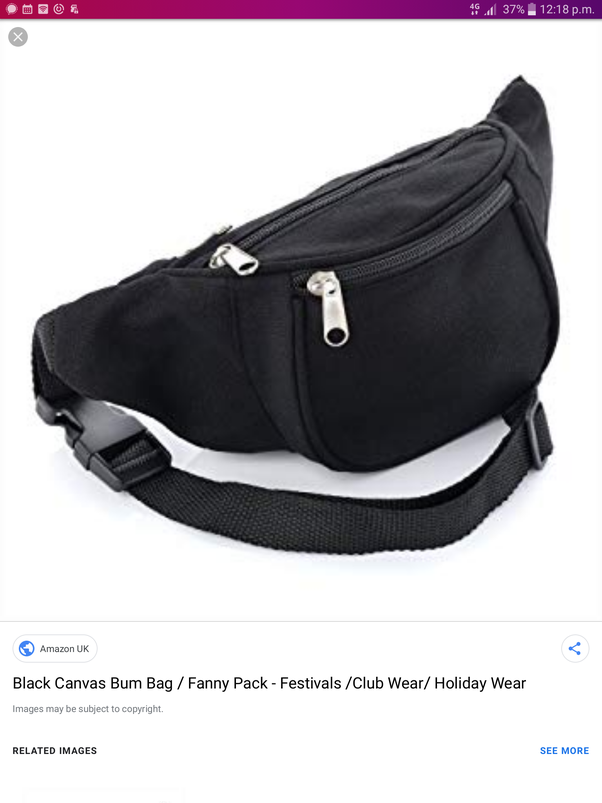 Is A Pack Or Belt Bag Considered Personal Carry On