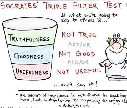 socrates theory of knowledge