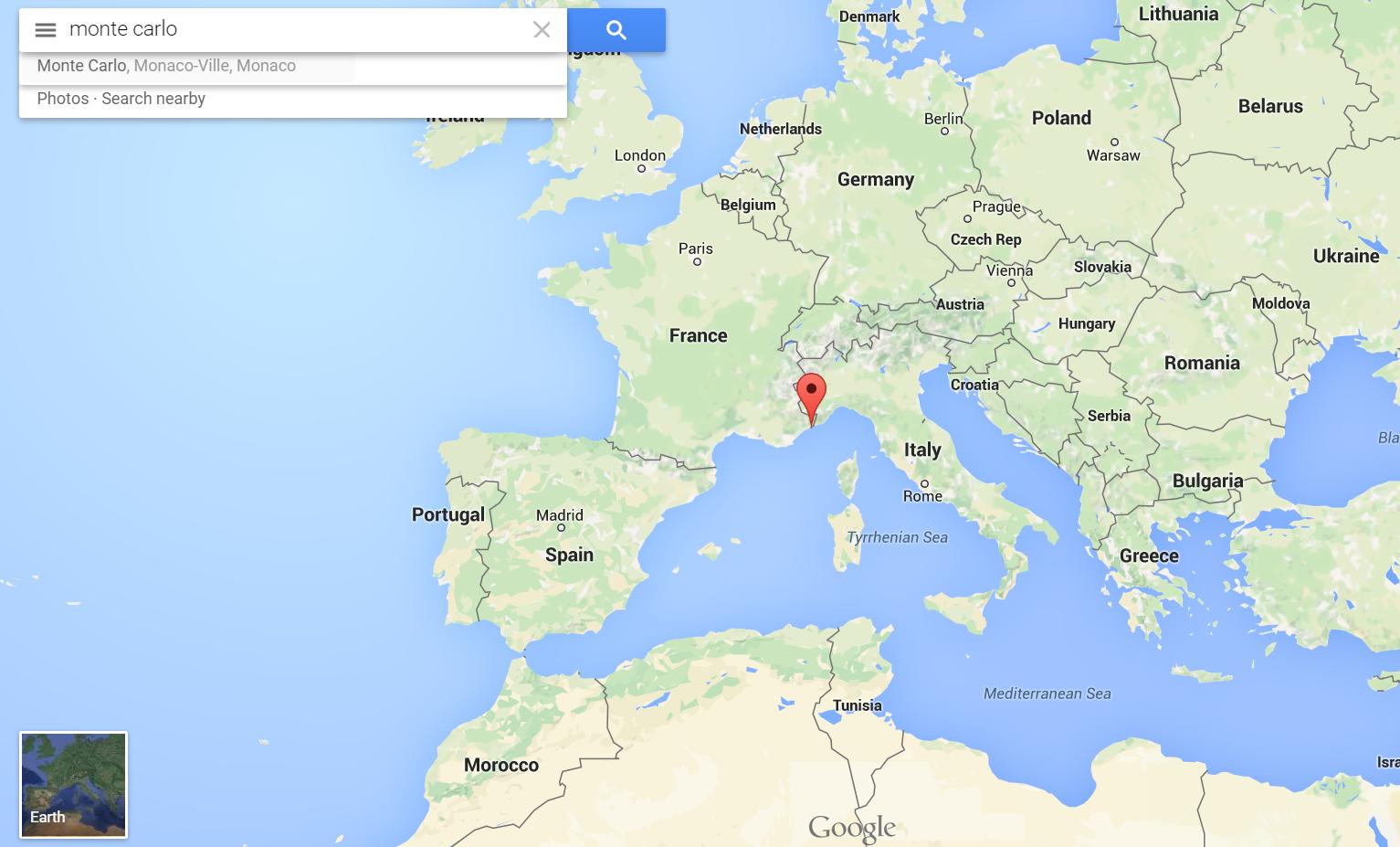 Where Is Monte Carlo Quora