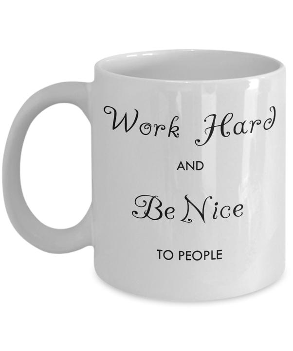 Coffee Mug Coworker Present Drinkware