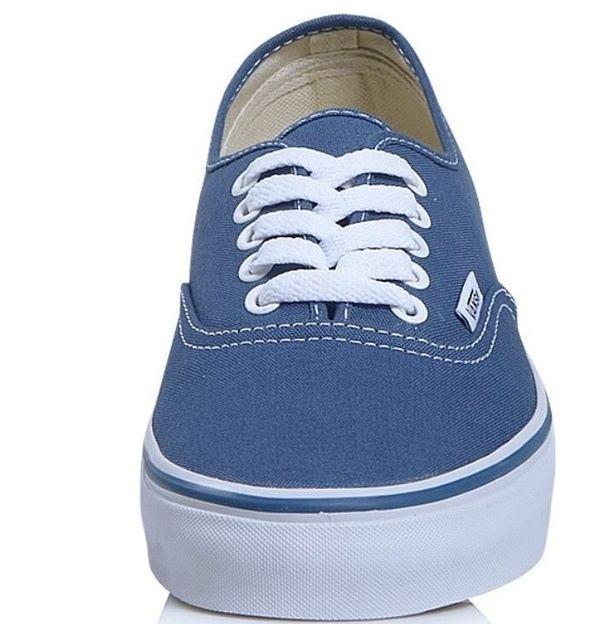 Vans Tie Shoes