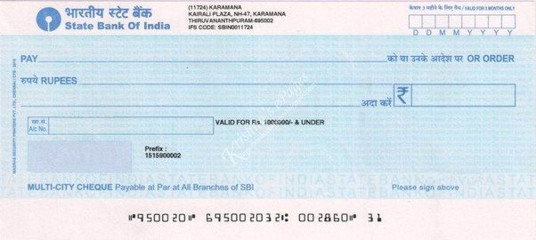 bank of india online account check