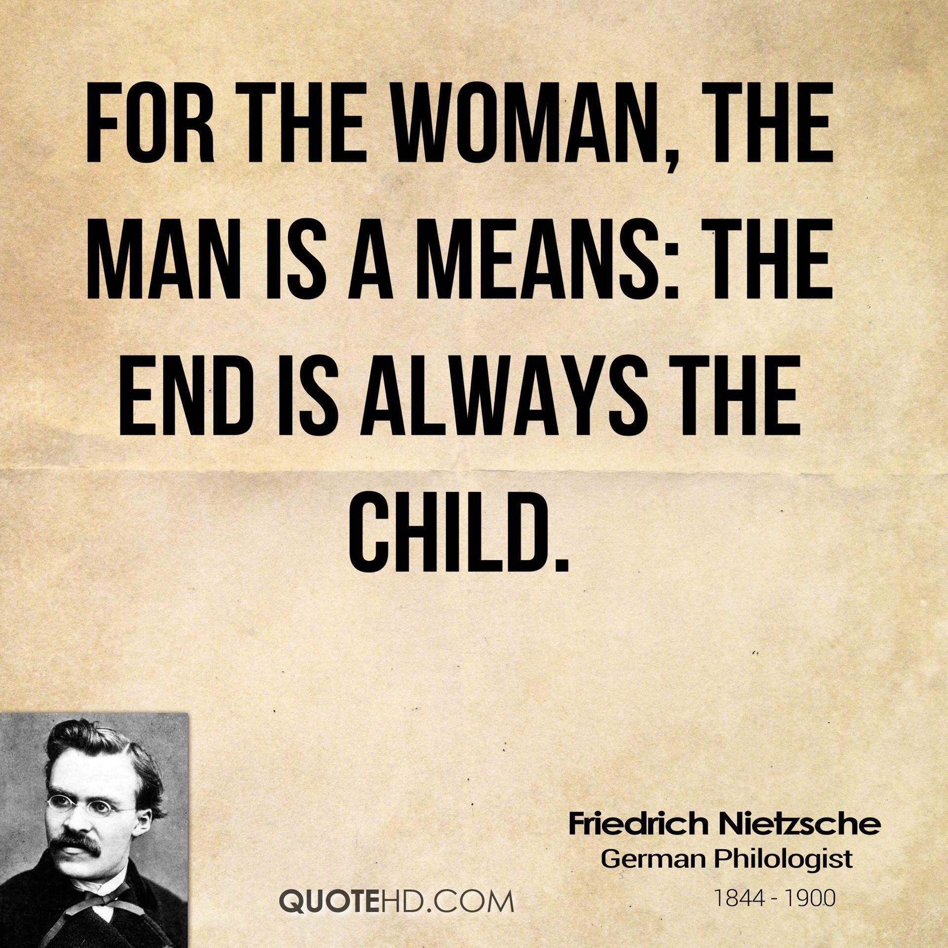 What Were Nietzsches Views On Women Quora