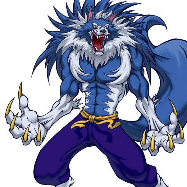 Is Having An Interest In Werewolves, Like From Anime, And