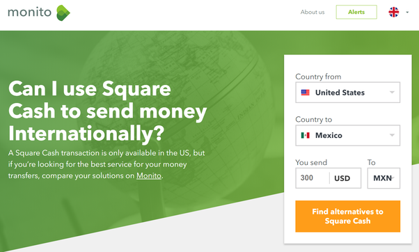You Can Read This Article I Use Square Cash To Send Money Internationally About The Alternatives And Monito S Comparison Widget Find Best