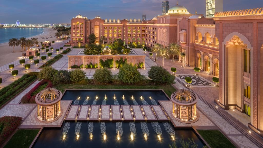 How many 7 star hotels are there in the world? - Quora