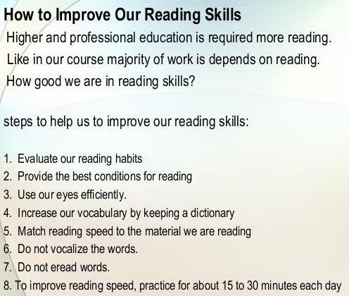 how to develop reading habit quora