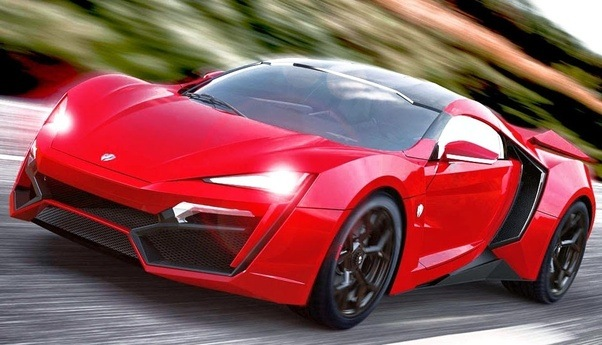 Lykan Hypersport Car >> What is the name of the car in which Vin Diesel and Paul Walker crash the penthouse party at Abu ...