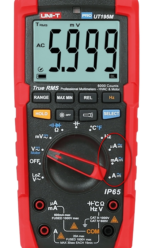 Why does a multimeter not measure AC current? - Quora