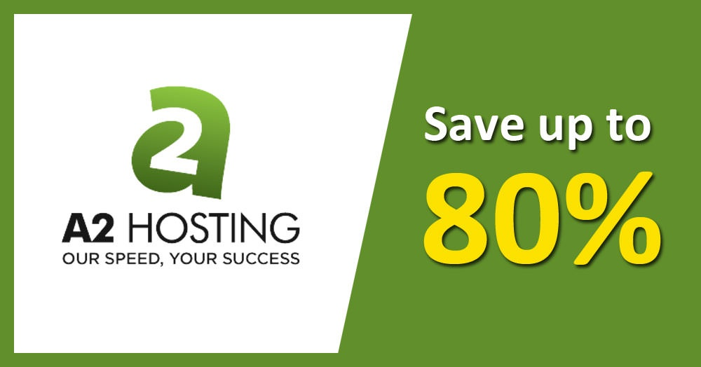 b43c05bbe7 A2 Hosting gives the best Black Friday deal in 2018 providing amazing  performance and support.