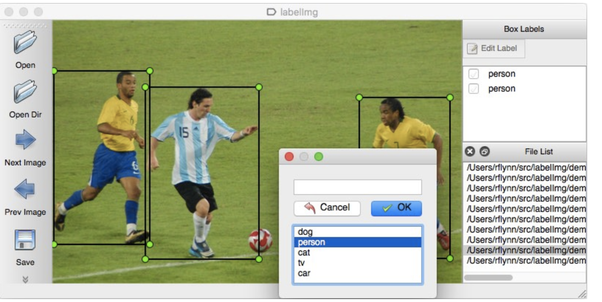 What is the best image labeling tool for object detection? - Quora