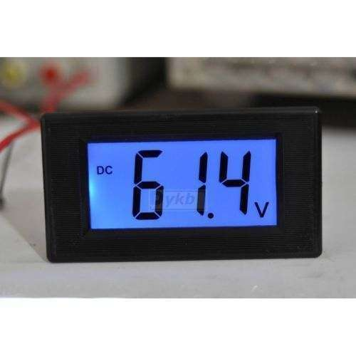 What Type Of Meter Is Used For Measuring DC Voltage And