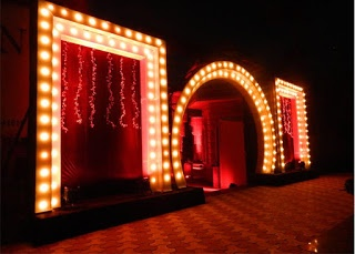 There Are Plenty Of Options When Planning A Bollywood Theme Party With Colorful And Vibrant