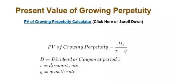 why does the buffett u0026 39 s online intrinsic value calculator