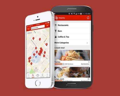 How much does an app like Yelp cost to build? - Quora