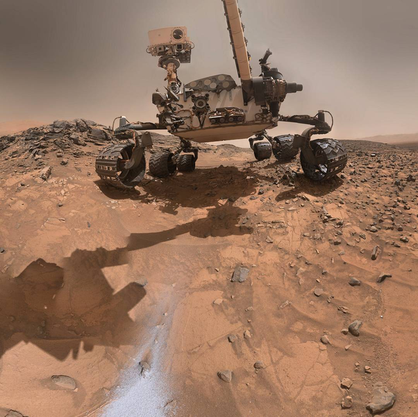 mars curiosity rover interesting facts - photo #12
