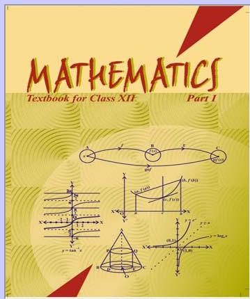 12th Math Book