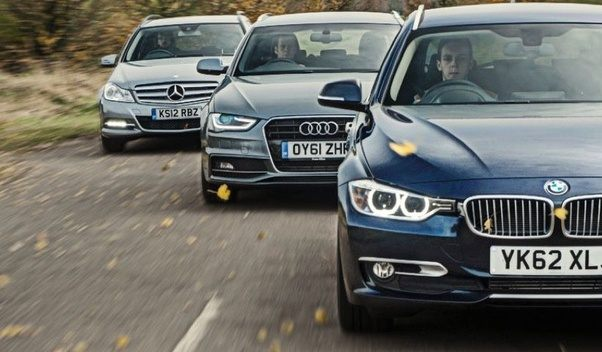 Which Car Company Out Of Audi BMW And Mercedes Is Considered The - What car is better audi or bmw