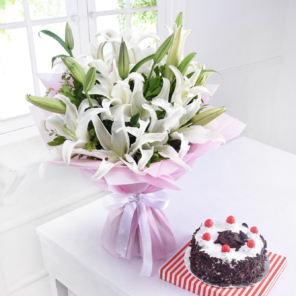 Birthday Cakes And Flowers Online But You Can Also Send Anniversary With Cake Not Rely Upon Us To