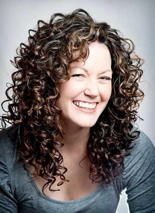 should curly hair have all one length quora
