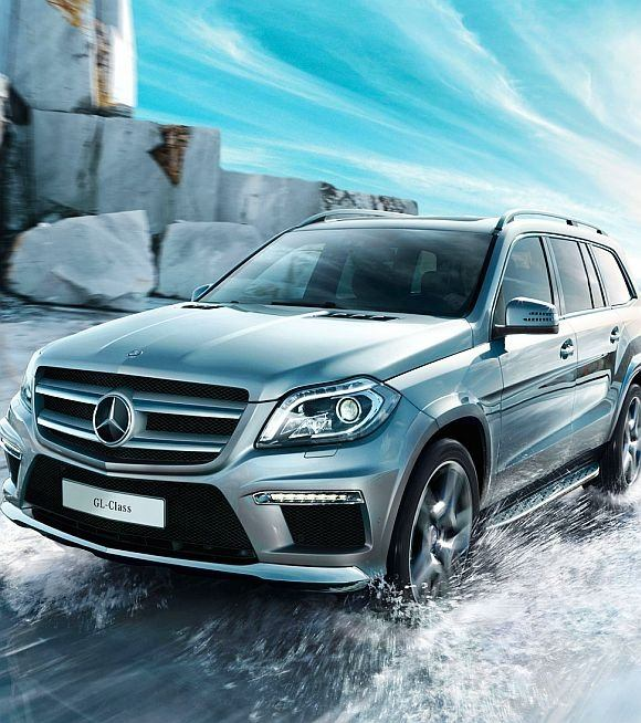 Which is the most expensive Mercedes SUV available in ...