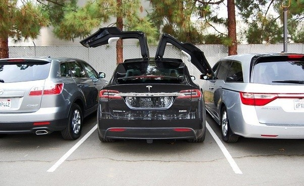 ... Tesla Xu0027s would be parked next to one another and the door switches depressed at the same exact time but certainly those ultrasonic sensors have been ... & If two Tesla Model Xu0027s park parallel will they be able to open their ...