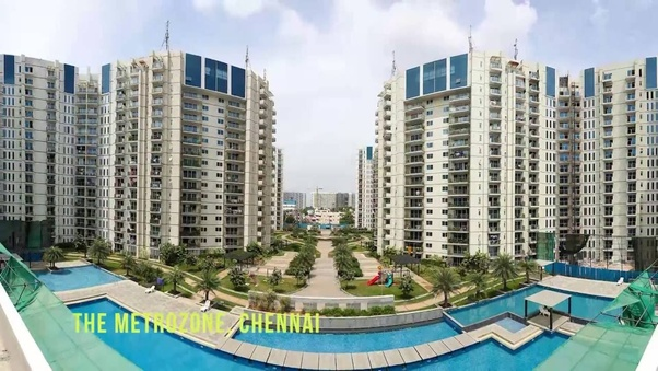 Here Is The List Of Best Place To An Apartment In Chennai
