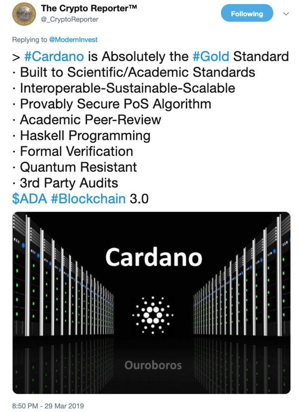 Is Cardano/ADA dead? - Quora