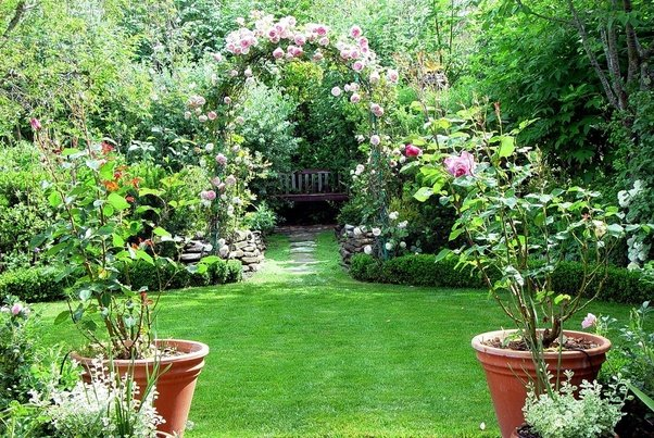 A Garden Is Usally A Place For Plants Flowers And Other Plant Life They Are Most Commonly Placed Around Peoples Houses