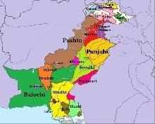 Indo Gangetic Plain Map