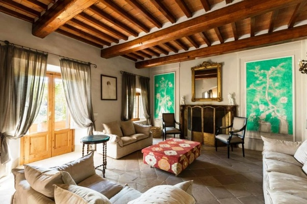 Villa Leopolda Is Situated In The Cote Du0027Azure, France, Whose Net Worth Is  750 Million Dollars. The House Is Lying Over The Fifty Acres Of Land And  Has A ...