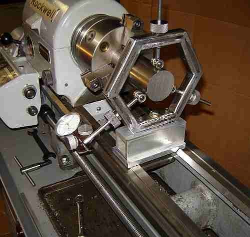 In Which Cases Compound Steady Rest Is Used Of Lathe