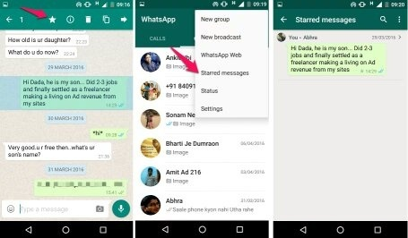 What are some cool WhatsApp tricks?