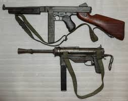 How did the STEN and M3 Grease gun compare? - Quora