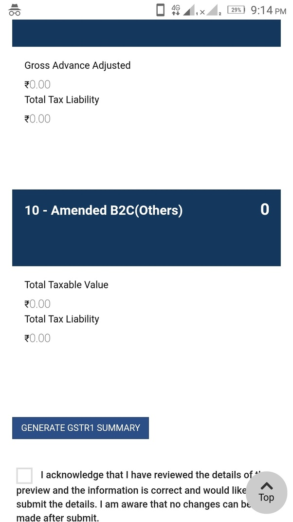 How To Amend Invoice In Gstr 1 Which Is Shown As B2cs