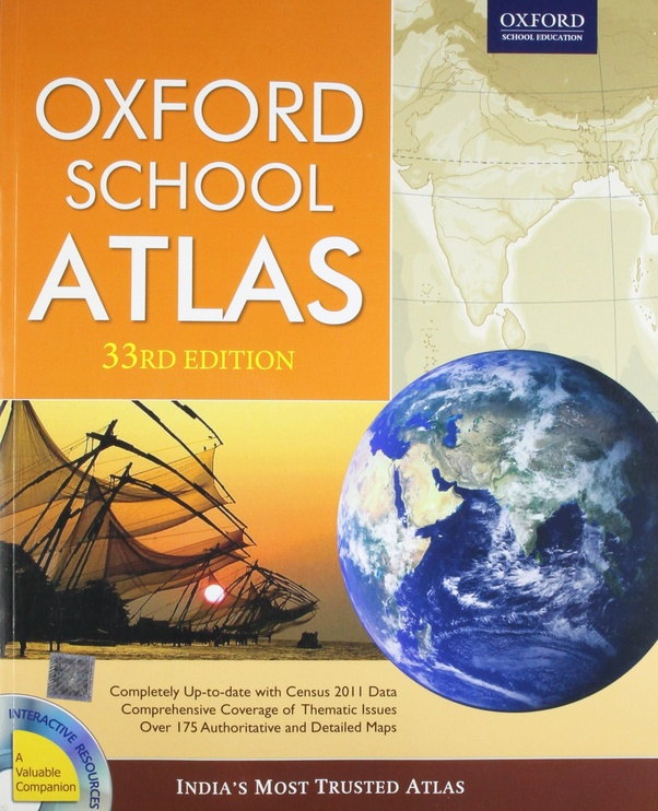 Which is the best atlas book for preparation of upsc? - Quora