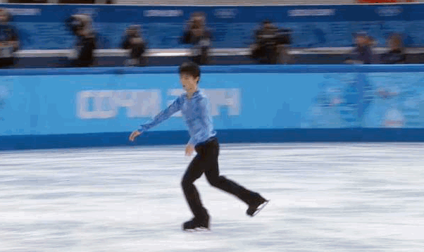 When watching figure skating, what's the easiest way to ...