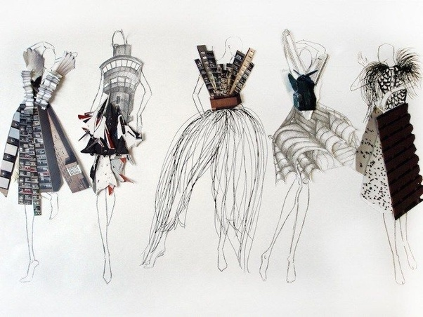 How Important Is Learning Drawing The Human Body For Learning Fashion Design Quora