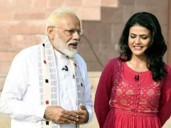 Was Rahul Kanwal Nervous While Taking PM Modi's interview at