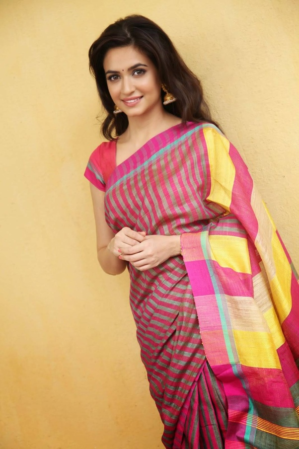 Who Is The Most Beautiful Actress In A Saree Quora