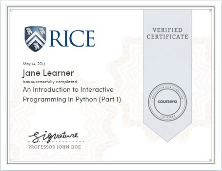 I have been studying Python via some free online courses. I wish to ...