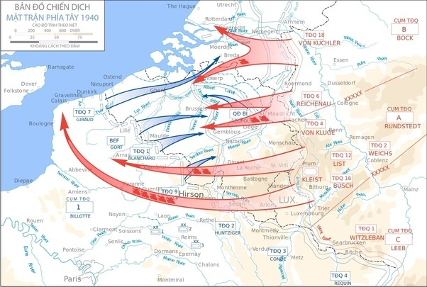 however the germans didnt really plan on fighting a static war in belgium
