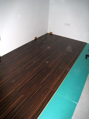 What Are The Noise Isolation Solutions To Put Under Wooden Floor