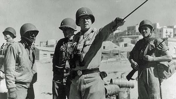 Gambar Jendral Patton