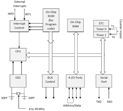 Which architecture is followed by the 8085 processor and 8051