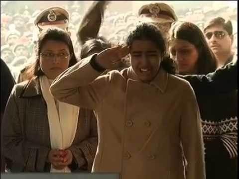 Civilian salute protocol