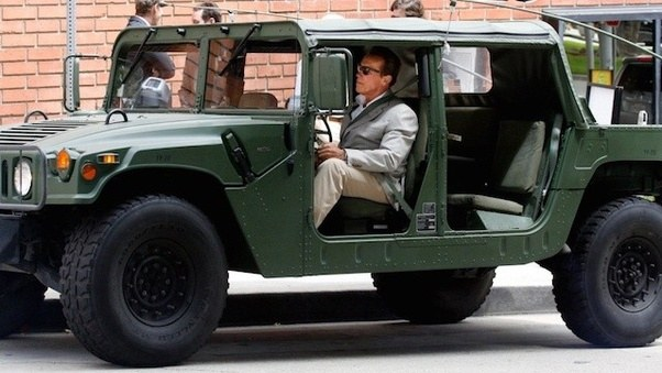 Can a U.S. citizen own a Humvee that has no weapons? - Quora