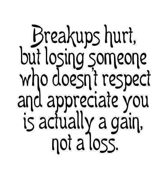 Coping with relationship break up