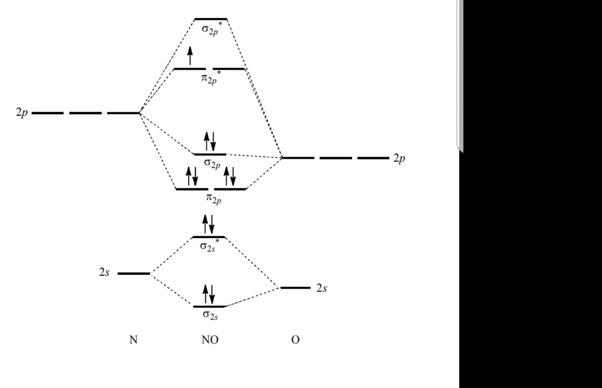 Consider The Following Molecules  No  No  And No