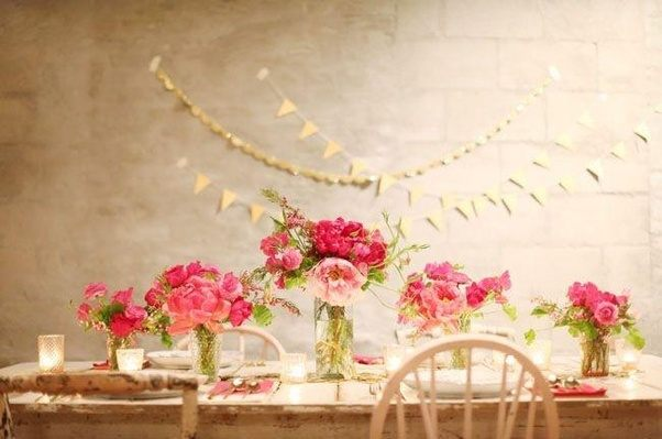 What Are Some Mason Jar Centerpiece Ideas For Weddings Quora